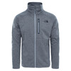 """The North Face M's Canyonlands Zip Fleece Jacket Tnf Med Gry Htr"""
